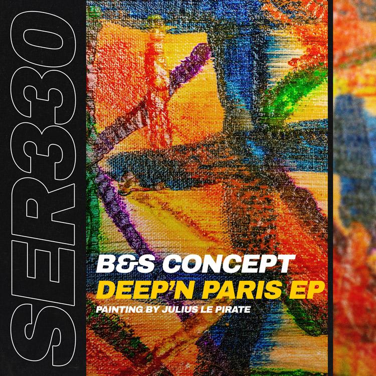 Deep'n Paris EP