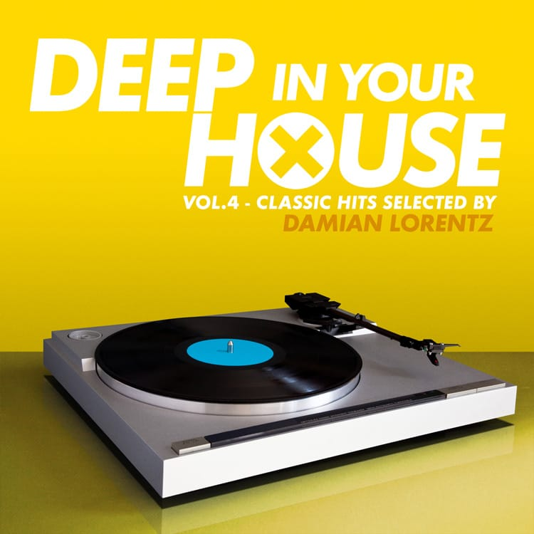 Deep In Your House Vol.4
