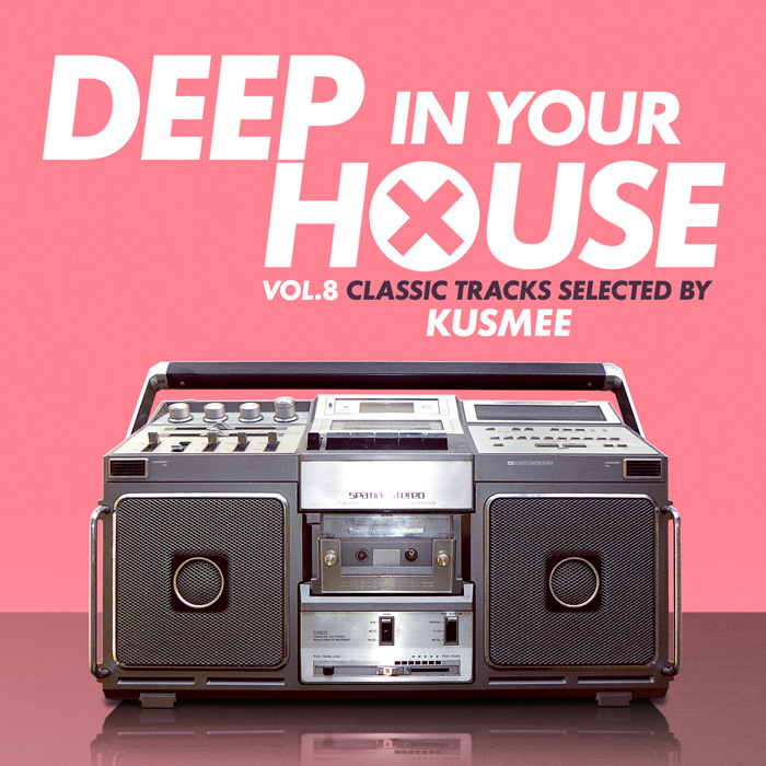 Various Artists - Deep In Your House Vol.8