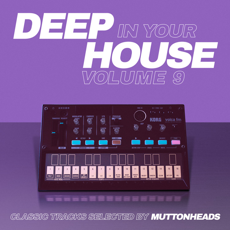 Deep In Your House 9